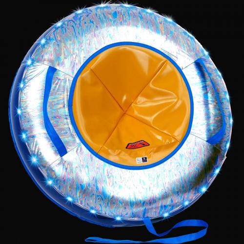 Мигающие светодиоды по кругу