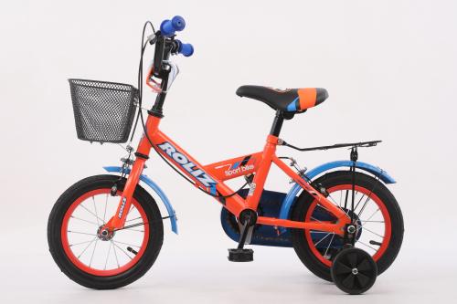 """Велосипед ROLIZ 12"""" (320) оранжевый"""