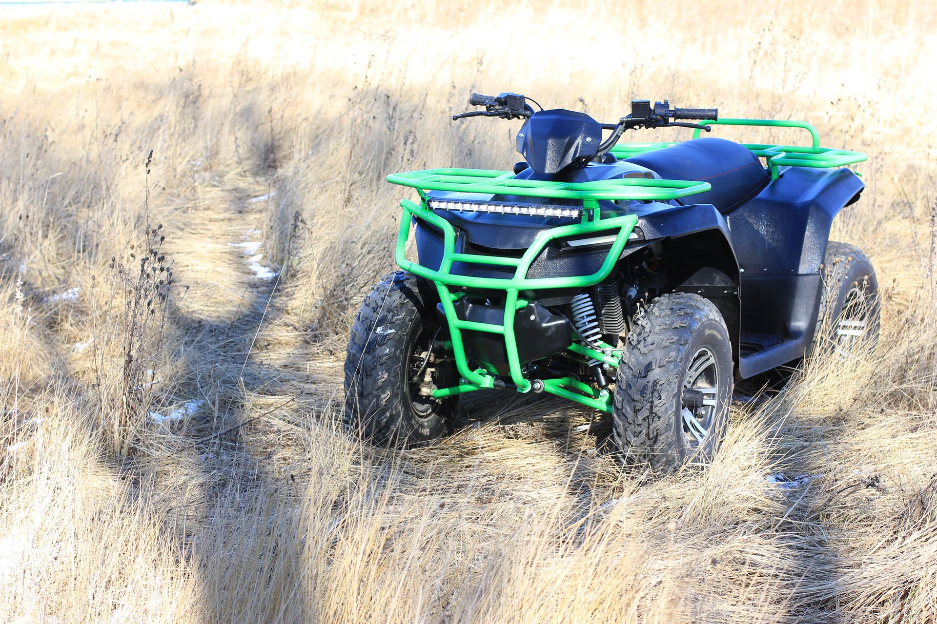 IRBIS ATV150 утилитарный