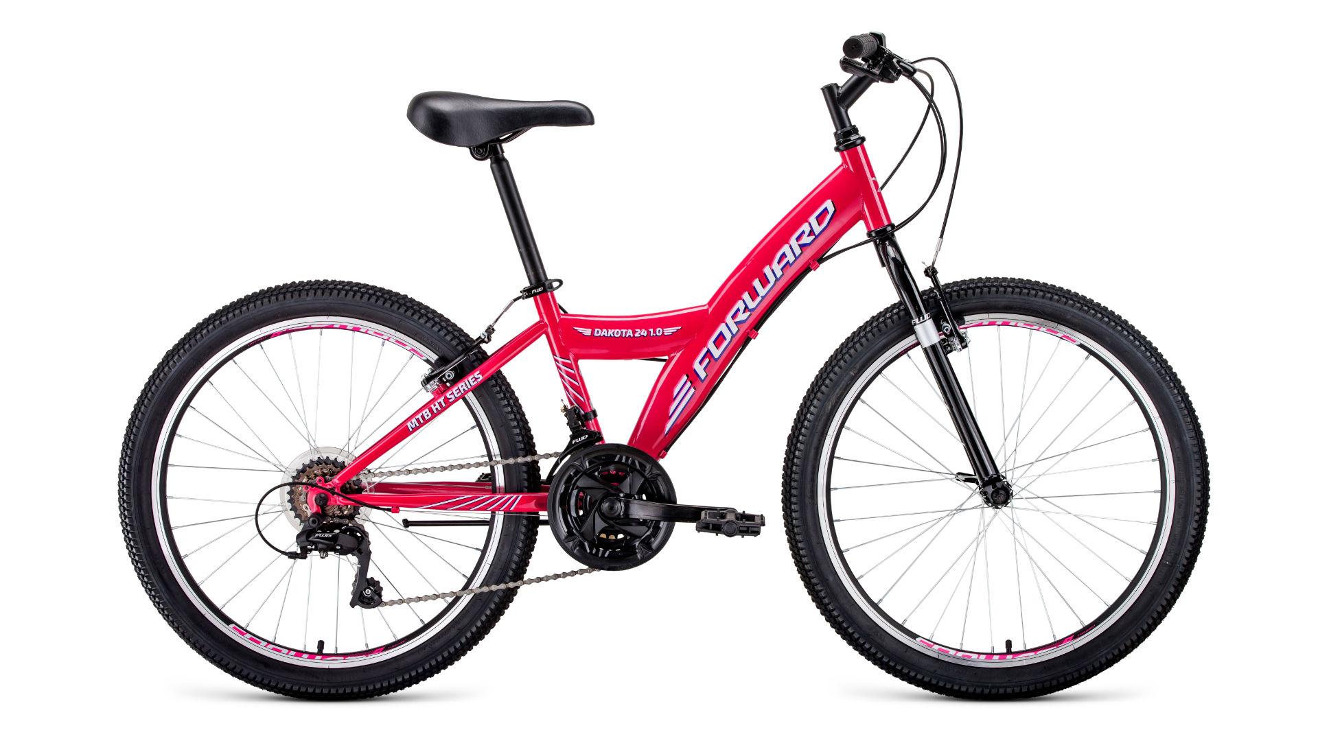 Велосипед Forward Dakota 24 1.0 (2020)