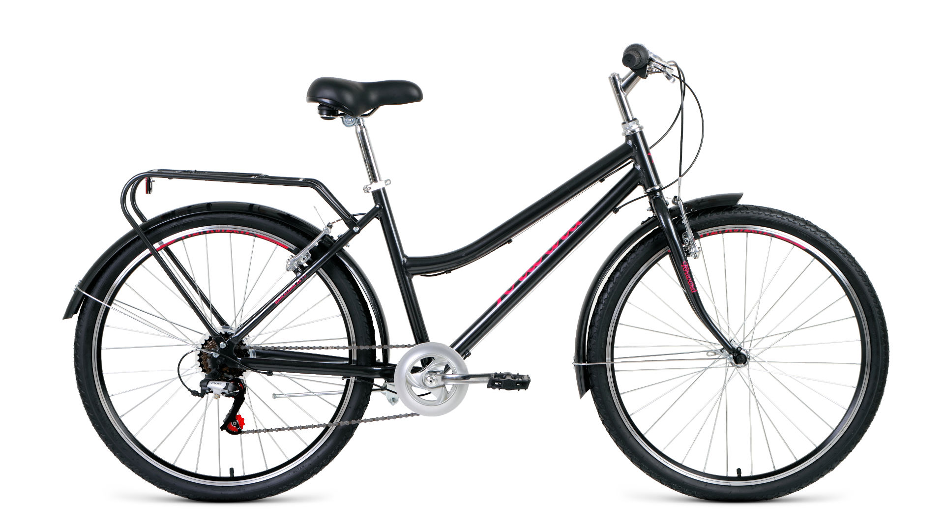 Велосипед Forward Barcelona Air 26 1.0 (2020)