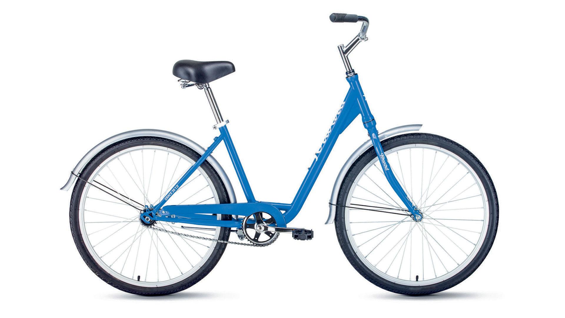 Дорожный велосипед Forward Grace 26 1.0 (2020)
