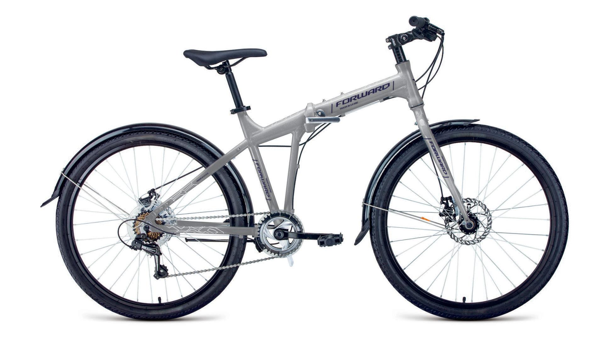Дорожный велосипед Forward Tracer 26 2.0 disc (2020)