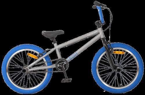 Велосипед TT GOOF серо-синий