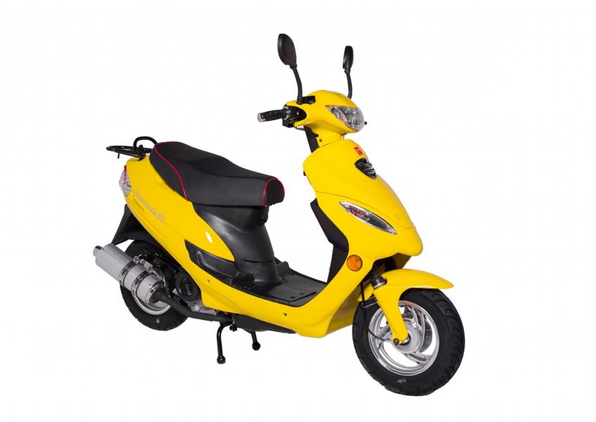 Скутер MOTO-ITALY CINQUANTA 50