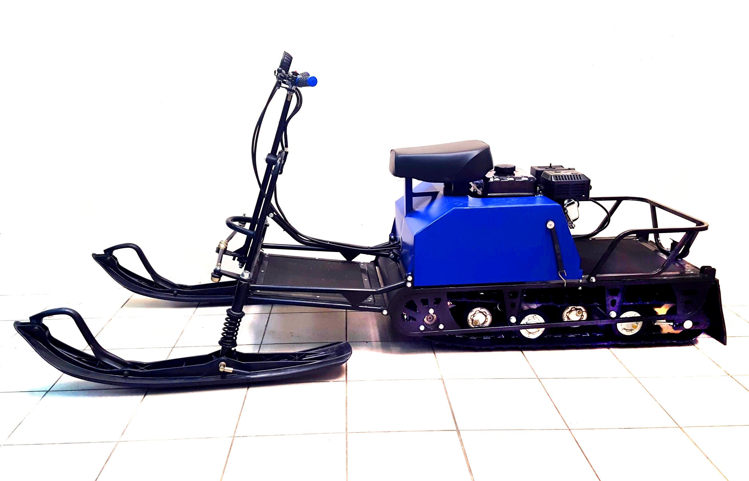 Лидер-Сигма-2К 7 л.с., с лыжным модулем