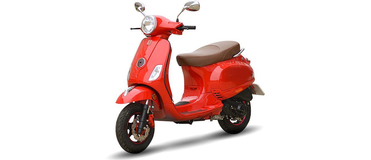 Скутер MOTO-ITALY PREMIERA 50