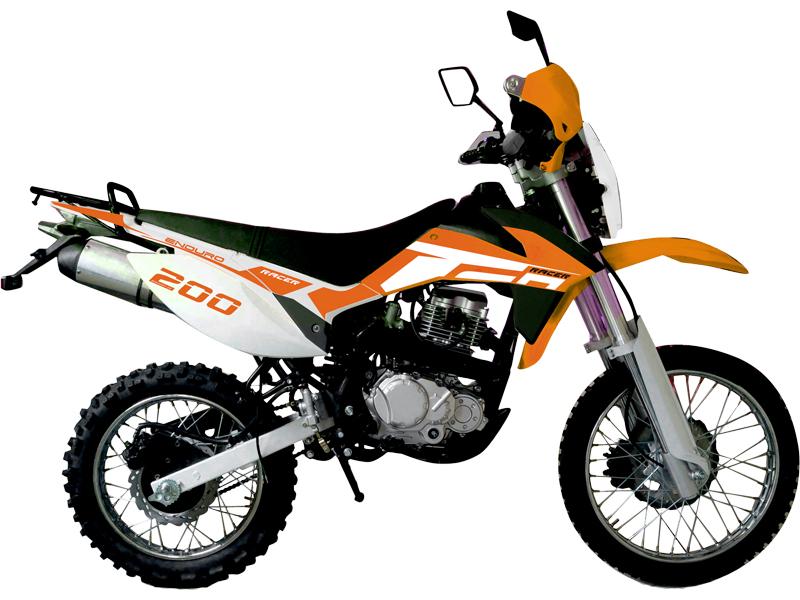 Мотоцикл Enduro RC200GY-C2