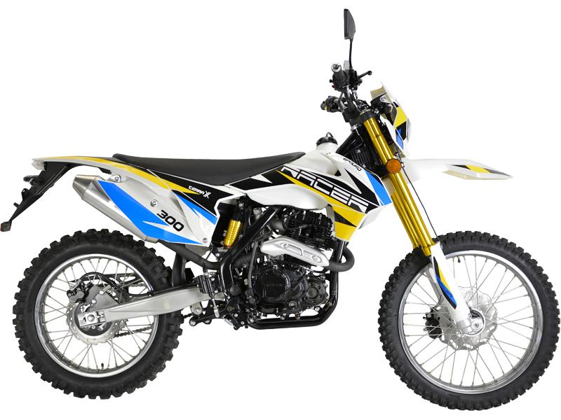 Мотоцикл ENDURO RC300-GY8A