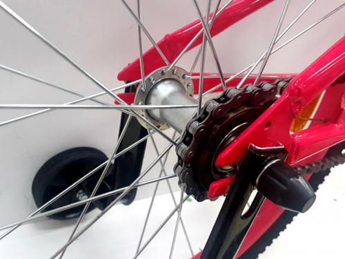 """Велосипед ROLIZ 20"""" (002) розовый"""