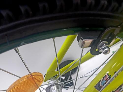 """Велосипед ROLIZ 20"""" (002) зеленый"""
