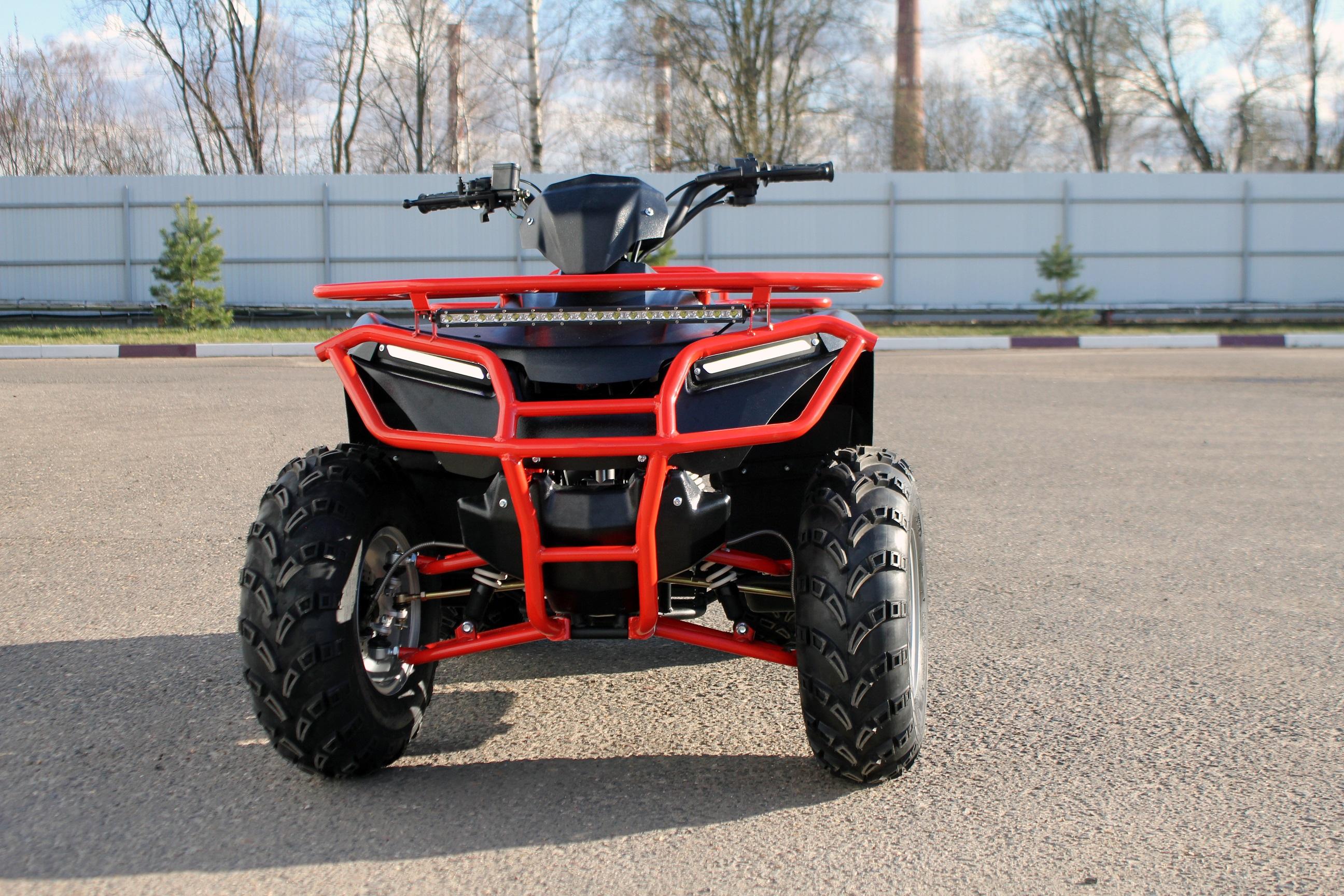 IRBIS ATV250 утилитарный