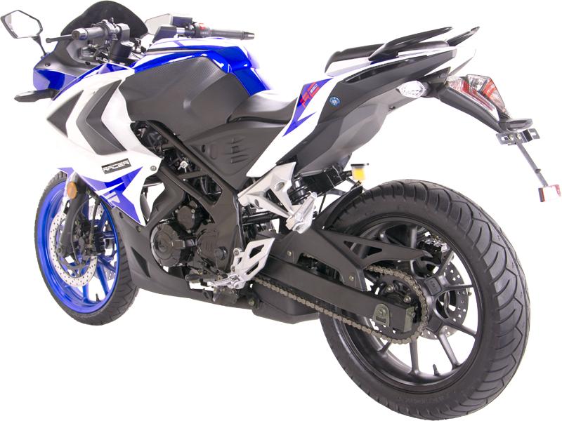 Мотоцикл Storm RC250XZR-A