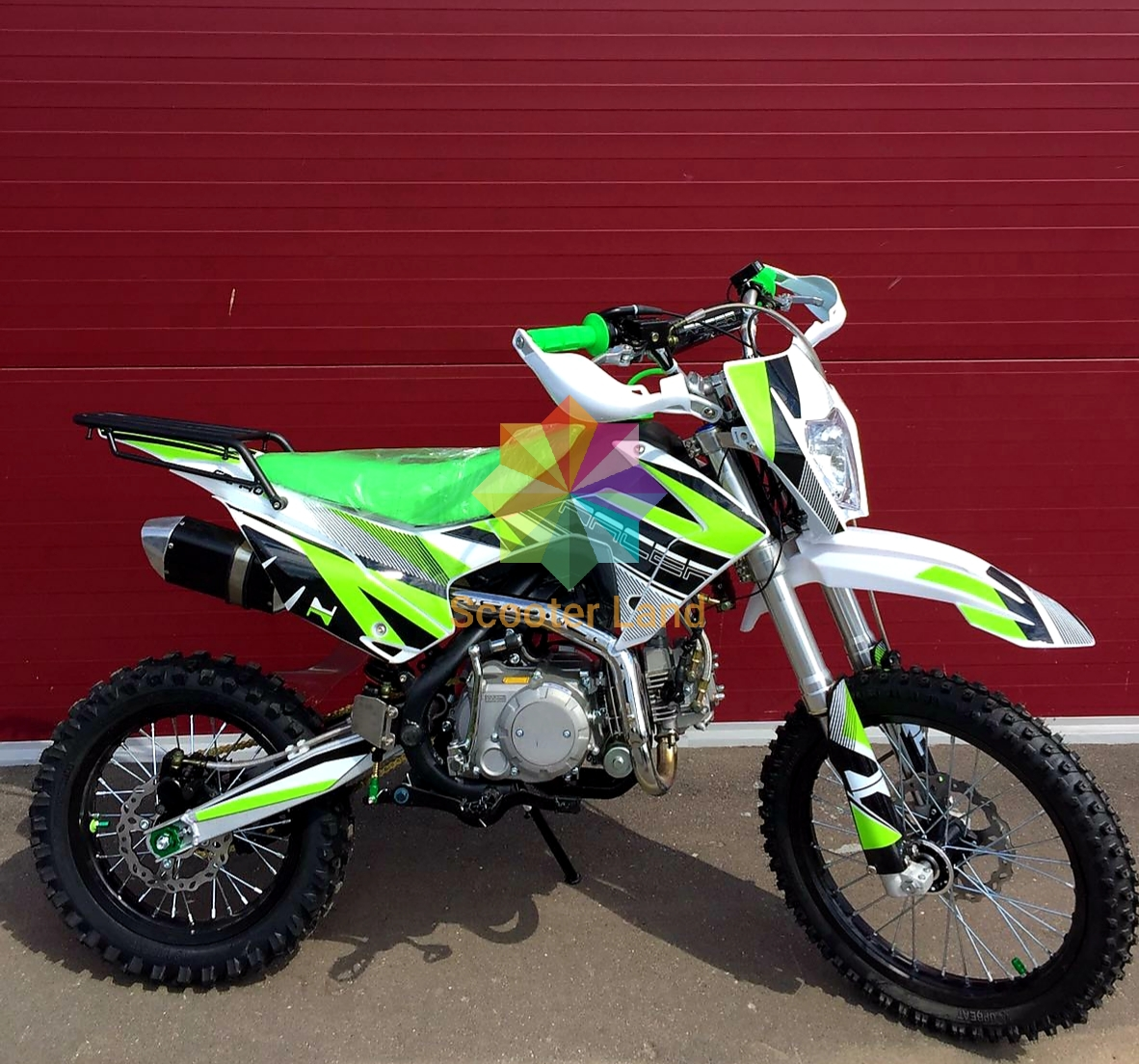 Мотоцикл PITBIKE  RC-CRF140E