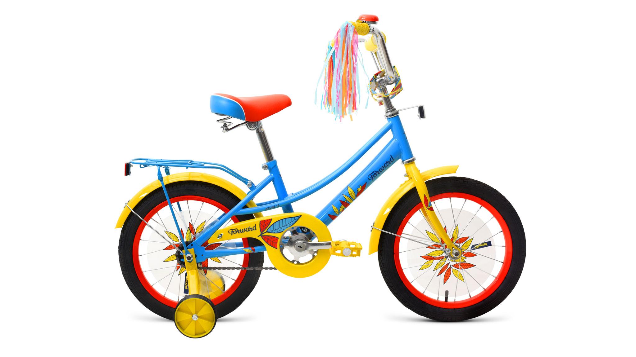 Велосипед Forward Azure 16 (2020)