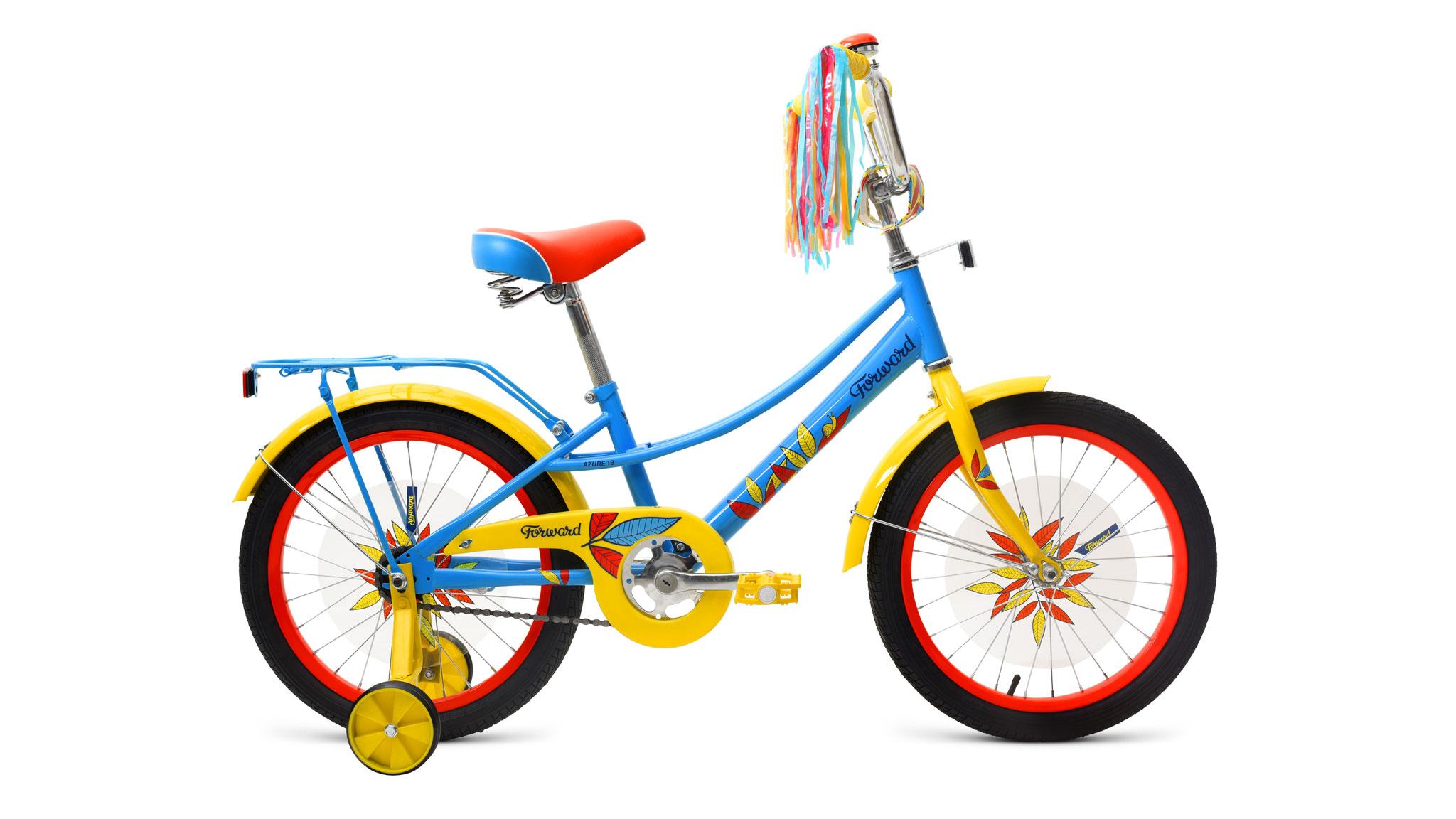 Велосипед Forward Azure 18 (2020)