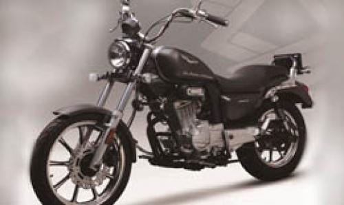 Мотоцикл ROADSTER RA1