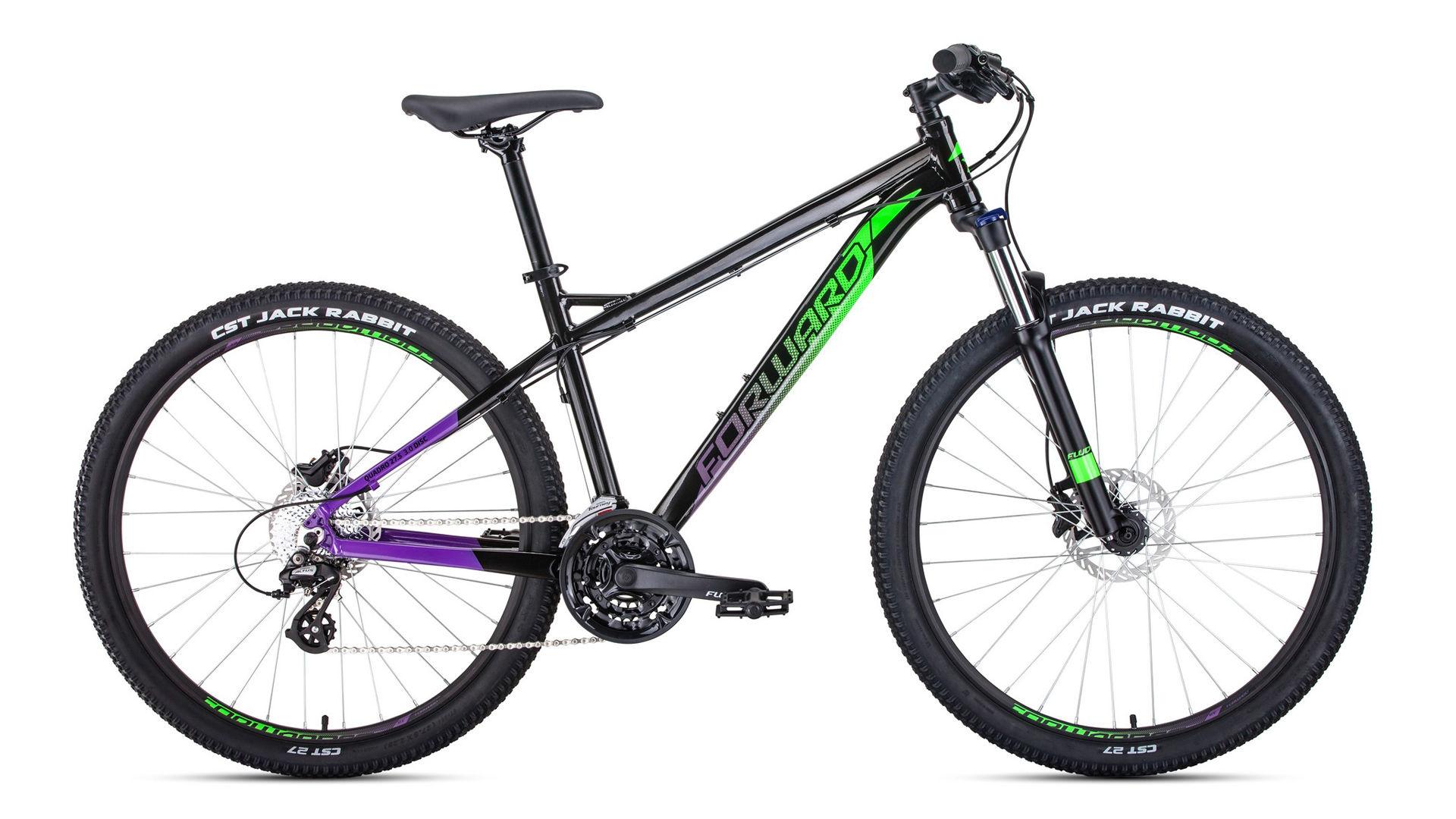 Велосипед Forward Quadro 27,5 3.0 disc (2020)