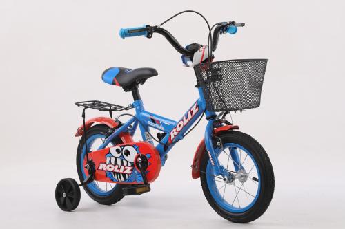 "Велосипед ROLIZ 12"" (320) синий"