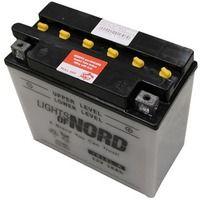 Аккумулятор Lights of NORD 12V18 Ah сух.зар. б/эл. YB18L-A