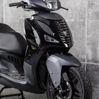 Скутер MOTO-ITALY CHROMEL 125