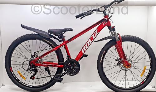 Велосипед Roliz 26-602 красный