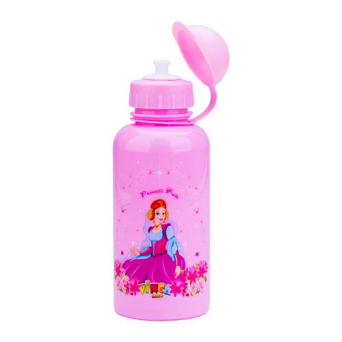 Фляга детская велосипедная с защитой от пыли VSB 03 pink