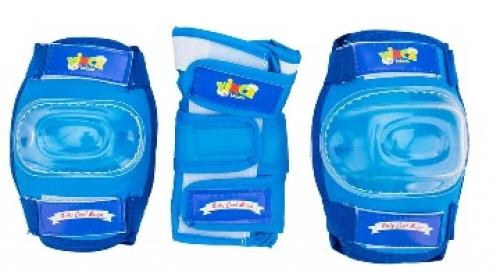 Защита детская (комплект), blue